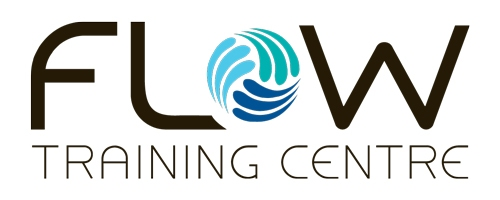 Flow Training Centre Logo, Redesigned by Tech-Web Canada
